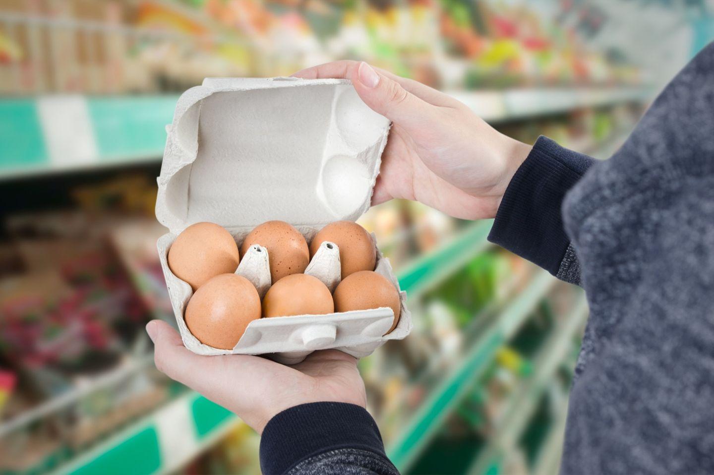 News: Salmonellengefahr - Aldi, Penny und Rewe rufen Eier zurück!