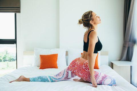 Übungen für starke gesunde Füße