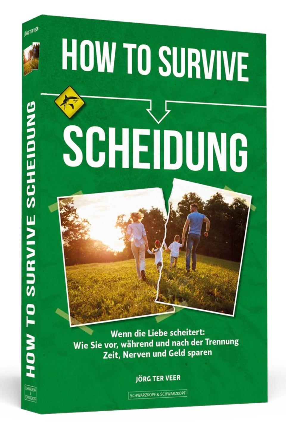 How to survive Scheidung - Buchcover