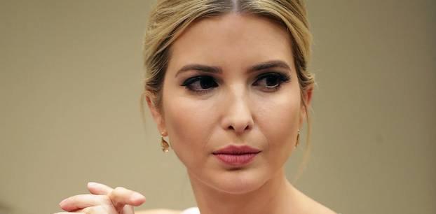 Ivanka Trump sorgt sich um ihre Mode-Linie