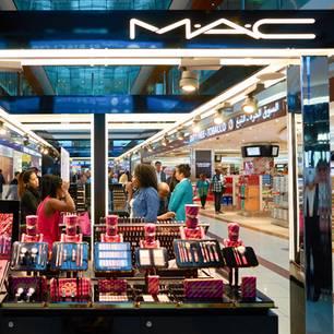 MAC cosmetics Filiale