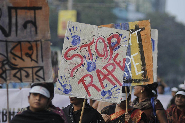 Indien Vergewaltigung