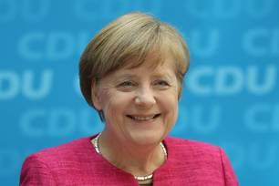 Mütterrente: Angela Merkel