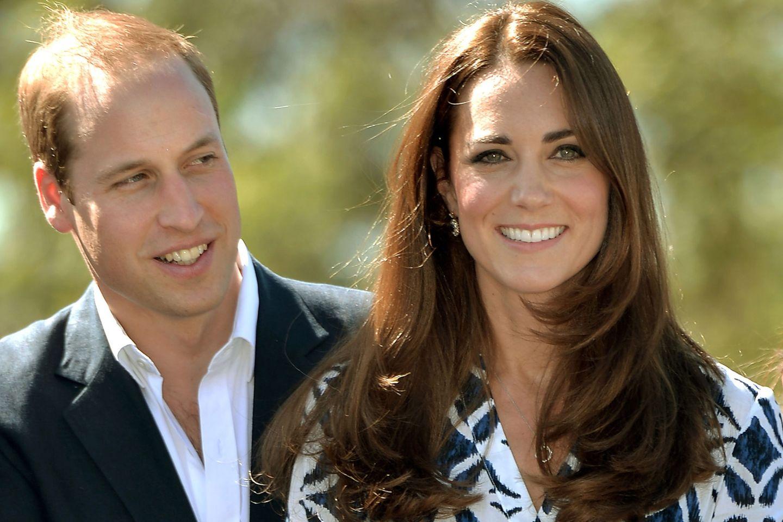 Baby Nummer 3! William und Kate werden wieder Eltern ❤️