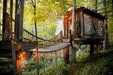Atlanta: Vintage-Baumhaus