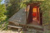 Argentinien: Pyramidenhaus