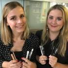 Karo und Ann zeigen die besten Augenbrauen-Tricks