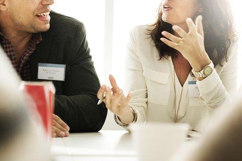 """Dr. Nicola Byok: """"Arbeiten in gemischten Teams - männliche und weibliche Kommunikation"""""""