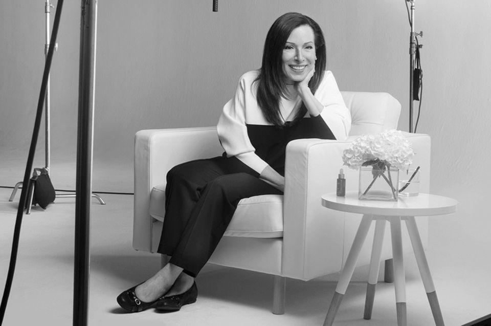 Gründerin Paula Begoun im Portrait