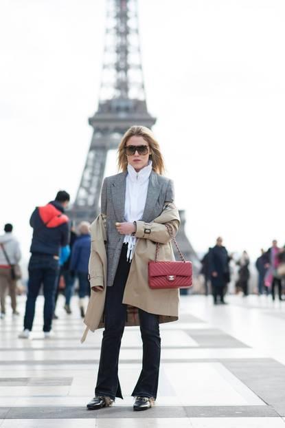 Bloggerin in Paris