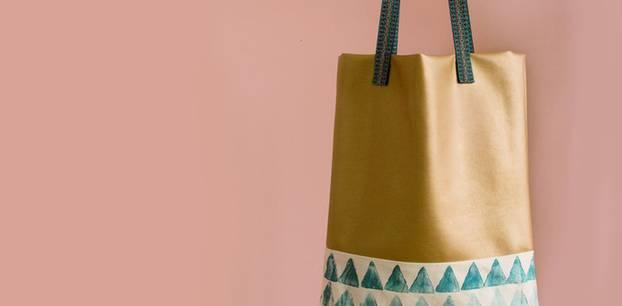 Herbst-Gewinnspiel mit selbst gemachter Stempel-Tasche