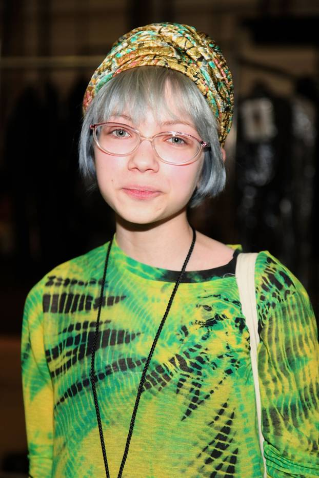 Mode-Quiz: Tavi Gevinson