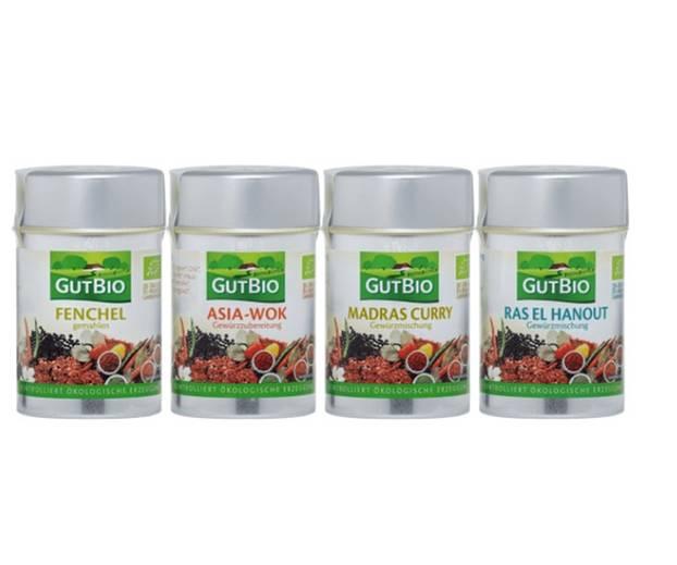 Salmonellen-Gefahr - Aldi-Gewürzmischungen zurückgerufen