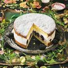 Limetten-Joghurt-Torte-mit-Brombeeren