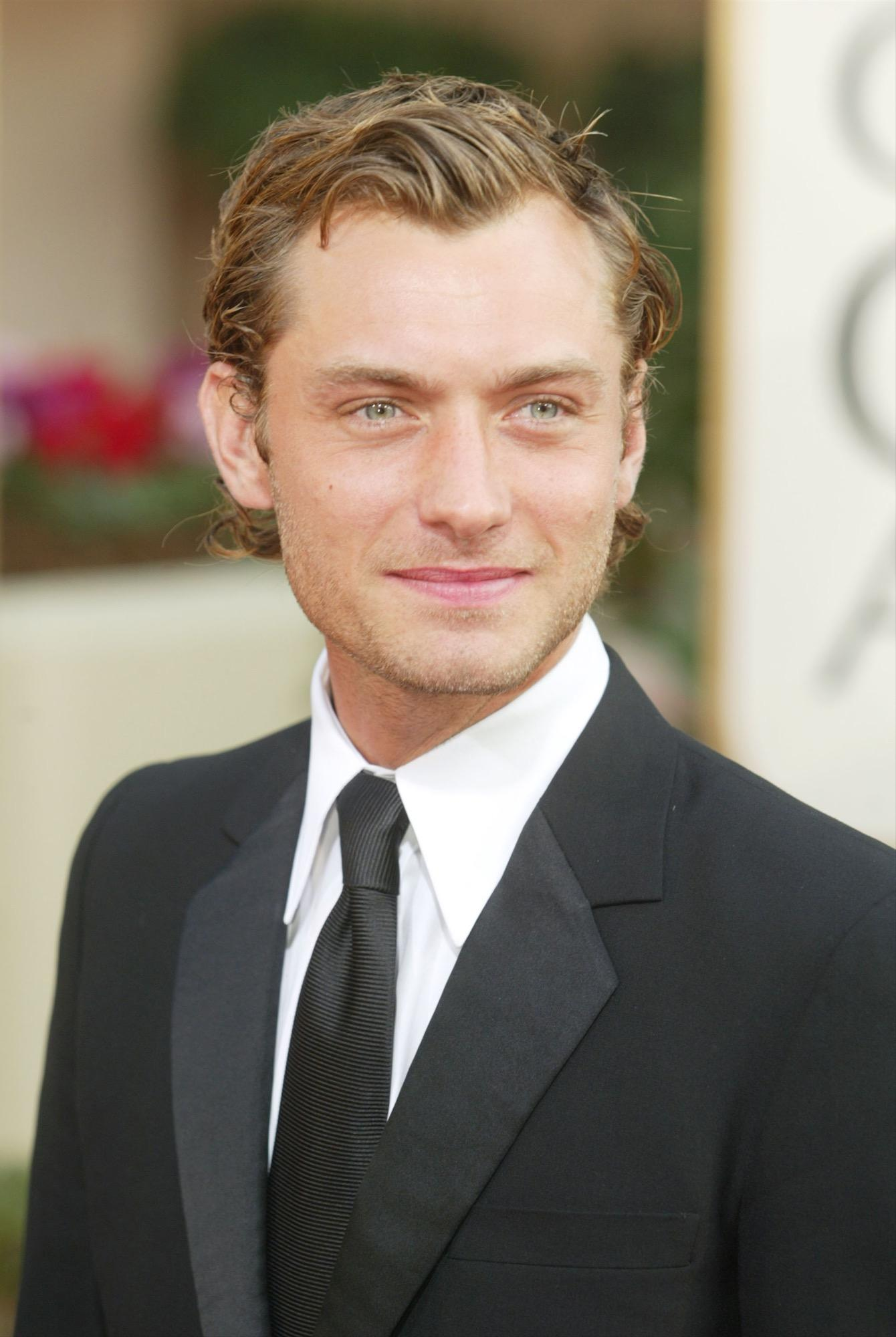 Sexiest Man Alive 2004 - Jude Law
