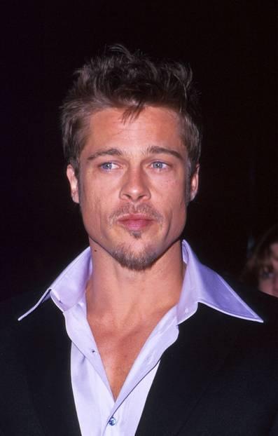 Sexiest Man Alive 2000 - Brad Pitt