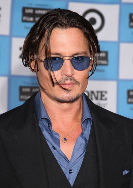 Sexiest Man Alive 2009 - Johnny Depp