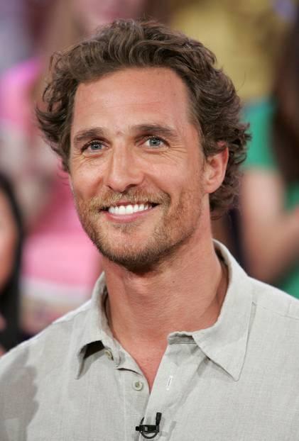 Sexiest Man Alive 2005 - Matthew McConaughey