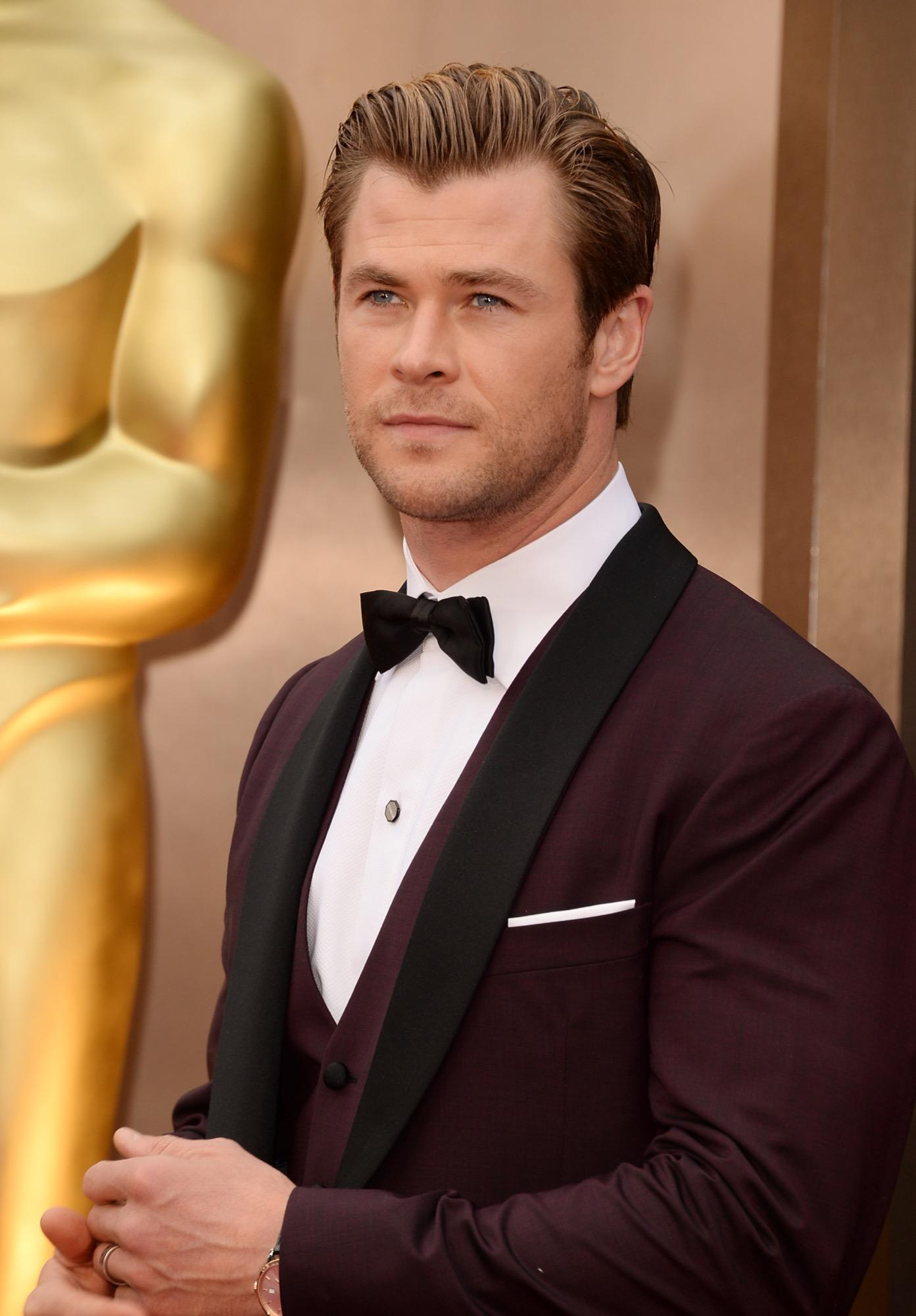 Sexiest Man Alive 2014 - Chris Hemsworth