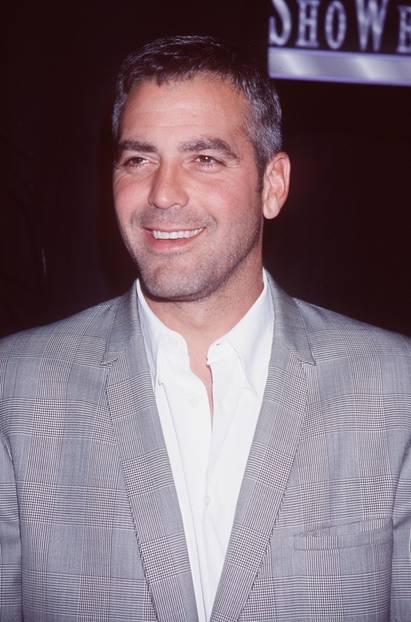 Sexiest Man Alive 1997 - George Clooney