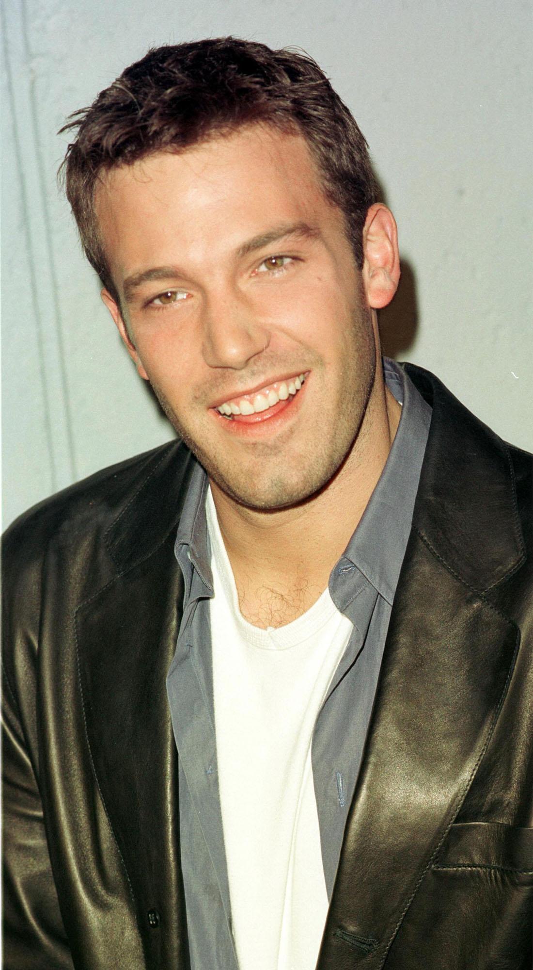 Sexiest Man Alive 2002 - Ben Affleck