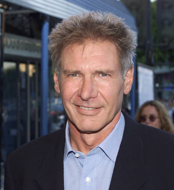 Sexiest Man Alive 1998 - Harrison Ford