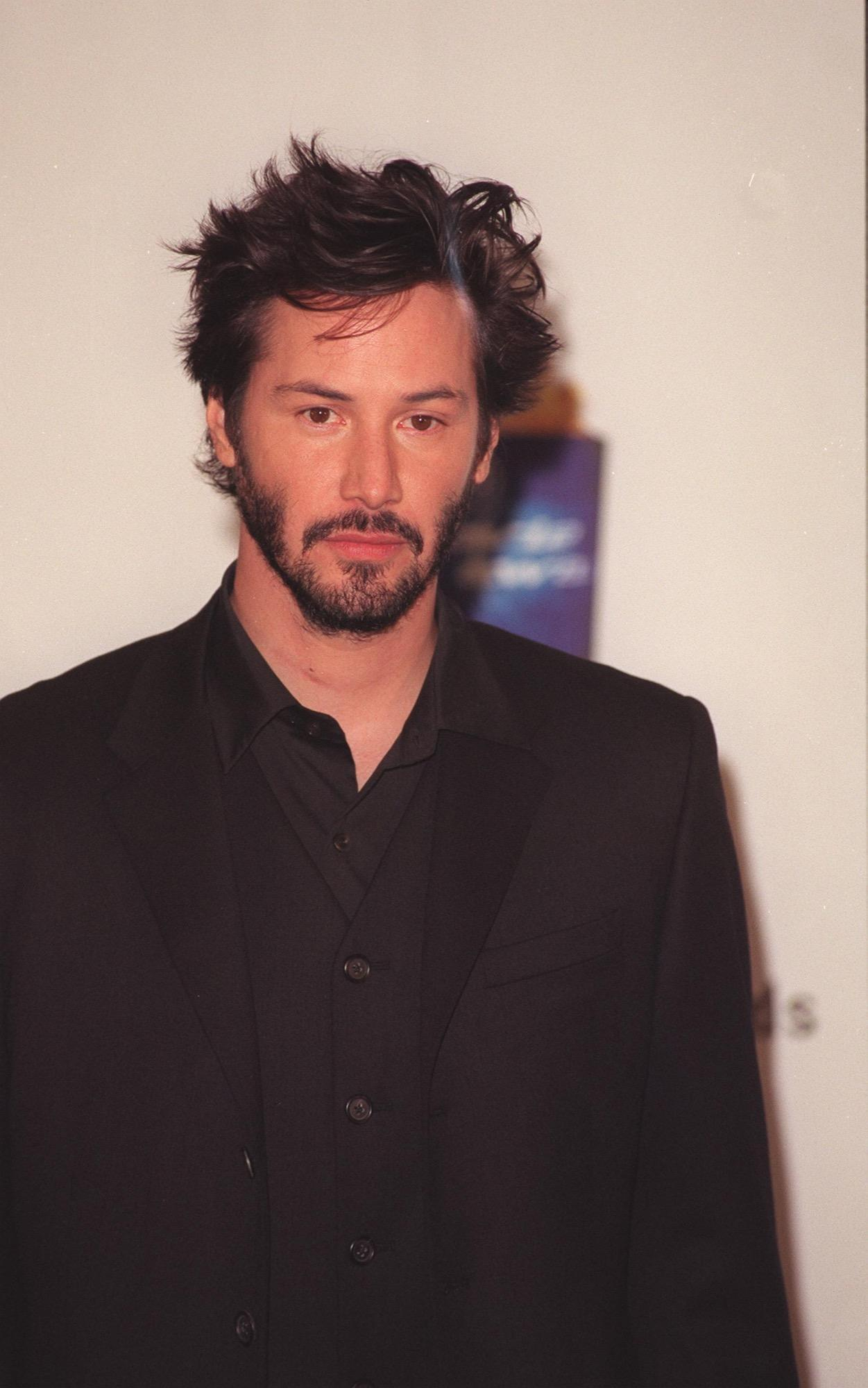 Sexiest Man Alive 1994 - Keanu Reeves