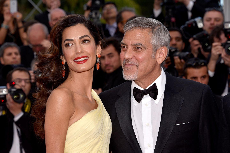 """George Clooney: """"Ich muss nur die Kotze von meinem Smoking wegmachen"""""""