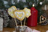 Butterplätzchen am Stiel