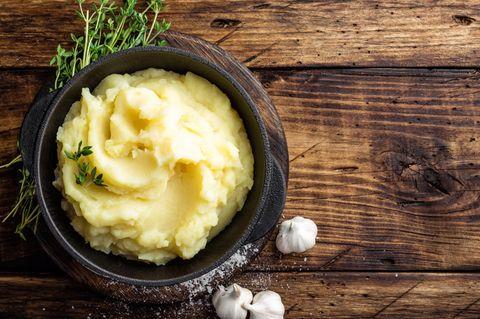 Kartoffelpüree selber machen