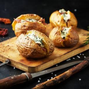 Ofenkartoffeln zubereiten mit unseren Rezepten