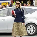 Blogerin trägt Trend Cashmere