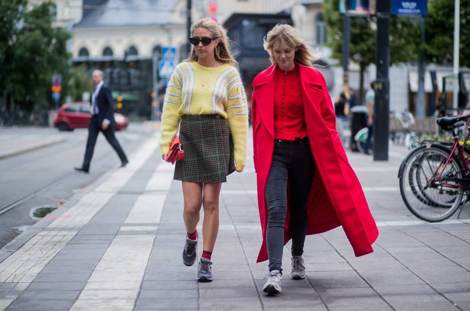Stockholm Fashion Week Streetstyle-Stars