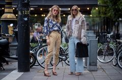 Stockholm Fashion Week Streetstyles