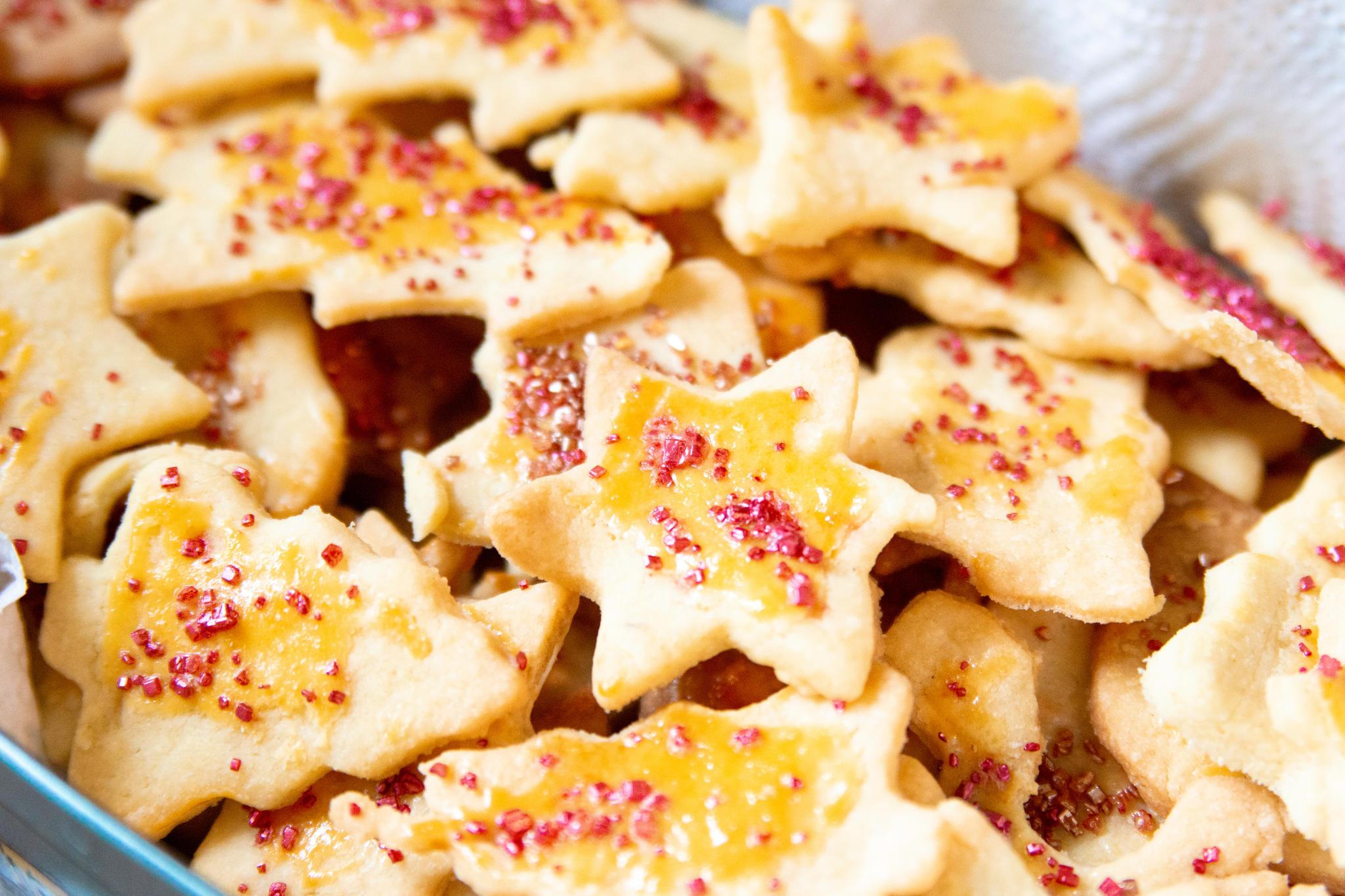 Weihnachtsbäckerei: Backen für Weihnachten | BRIGITTE.de