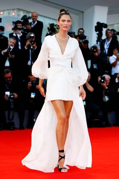 Filmfestspiele von Venedig: Model Bianca Balti