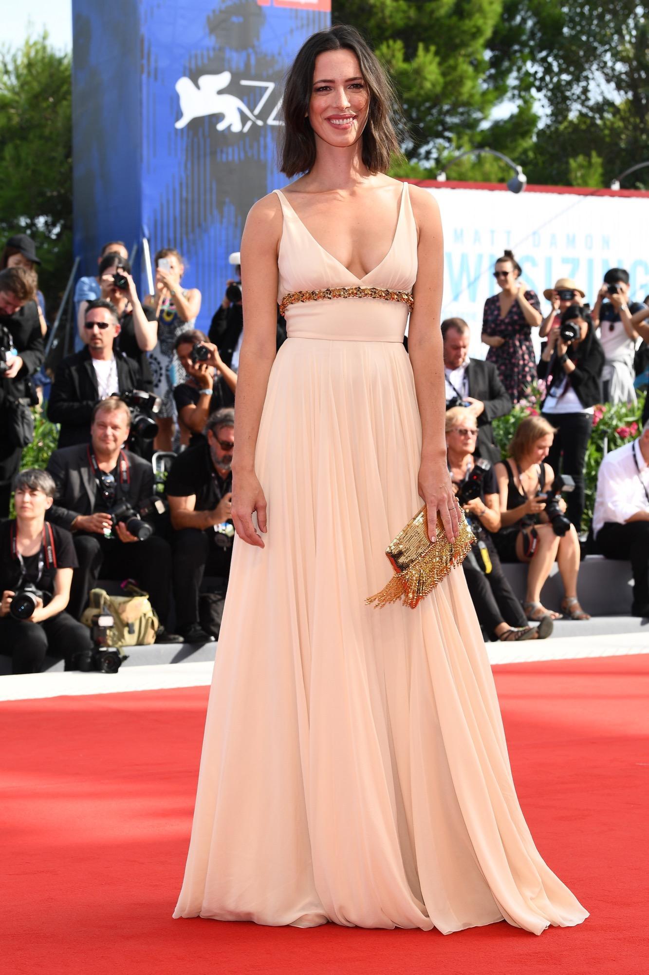 Filmfestspiele von Venedig: Jury-Mitglied Rebecca Hall