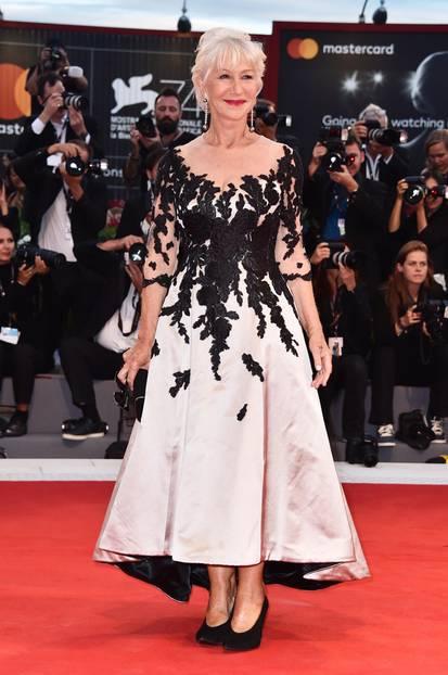 Filmfestspiele von Venedig: Helen Mirren