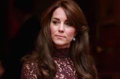 Seltene Krankheit Hyperemesis gravidarum: Woran leidet Kate?