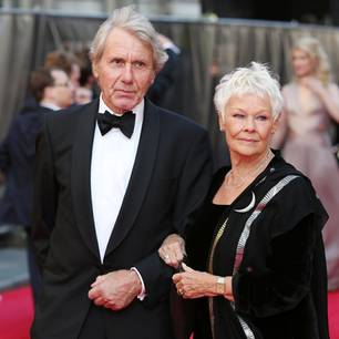 Judi Dench und David Mills