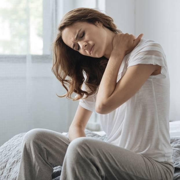Schmerz im Nacken