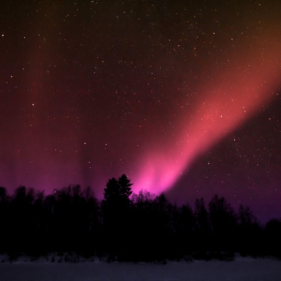 News: Polarlichter über Deutschland: Heute Nacht ist es möglich!