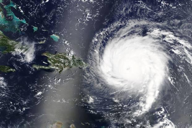 Hurrikan, Sturm, Wirbelsturm, Florida