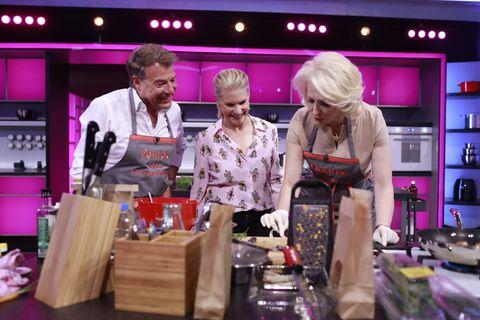 Eskalation bei 'The Taste': Köchin Poletto wirft Désirée Nick aus der Show