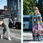 Die schönsten Styles der New Yorker Fashion Week