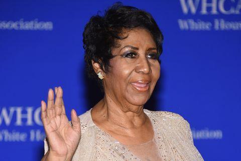 So sieht Aretha Franklin heute nicht mehr aus!