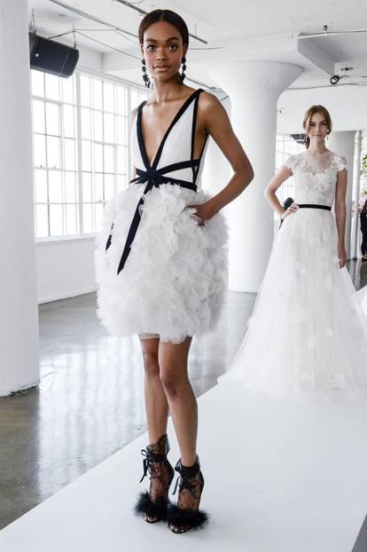 Minikleid von Marchesa