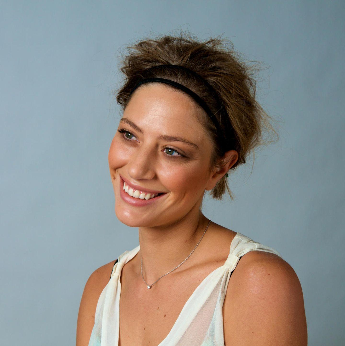 Frisuren: Hochsteckfrisuren für kurze Haare  BRIGITTE.de