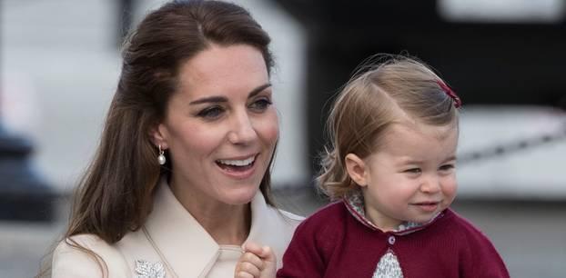 Kate Middleton Hausgeburt