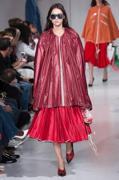 Tunnelzug-Jacke bei Calvin Klein